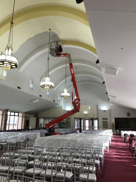 church painting services Commercial Painting